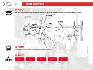 Mappa Vicenza