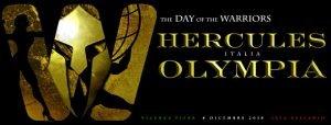 Cover Hercules Olympia Italy