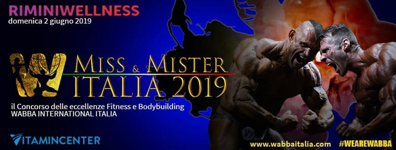 Mr Italia 2019