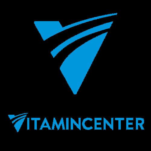 logo vitamincenter quadrato