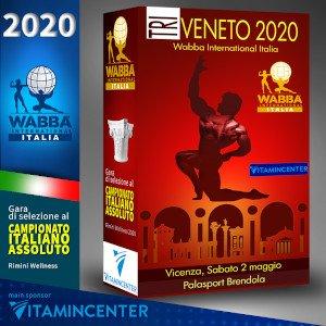 Locandina Triveneto WABBA 2020