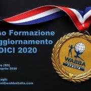 Locandina corso Giudici Aprile 2020