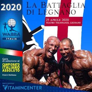 Locandina Battaglia di Legnano 2020