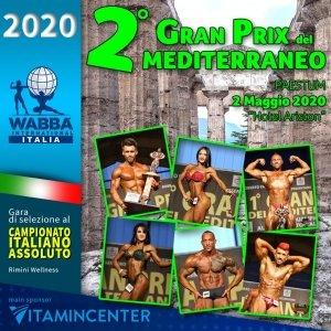 Locandina GP Mediterraneo 2020