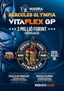Locandina Hercules Hungary 2020