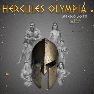 Locandina Hercules Olympia Mexico 2020