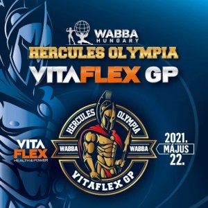 Locandina Hercules Olympia Hungary 2021