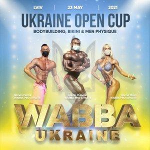 Banner Ukraine open cup 2021