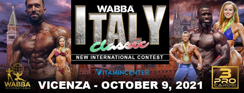 Banner Italy Classic 2021