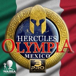 Locandina Hercules Olympia Mexico 2021