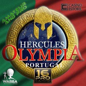 Locandina Hercules Olympia Portugal 2021