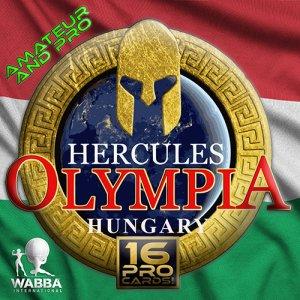 Locandina Hercules Olympia Hungary fall 2021